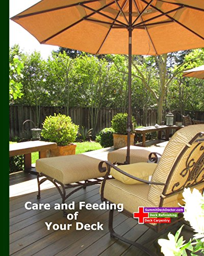 Care and Feeding of Your Deck - Redwood-deck