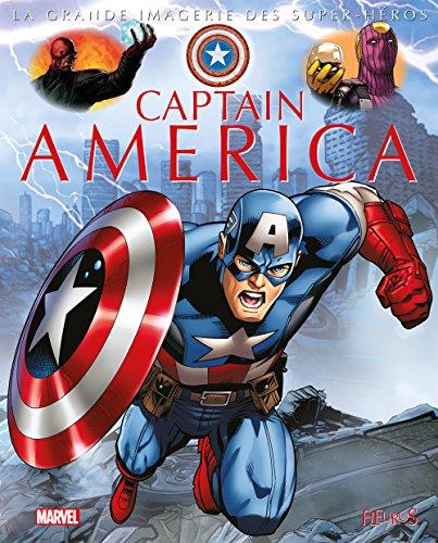 Captain America par Jacques Beaumont