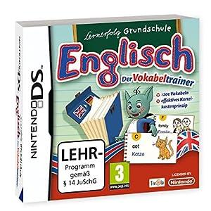 Lernerfolg Grundschule: Englisch. Der Vokabeltrainer – [Nintendo DS]