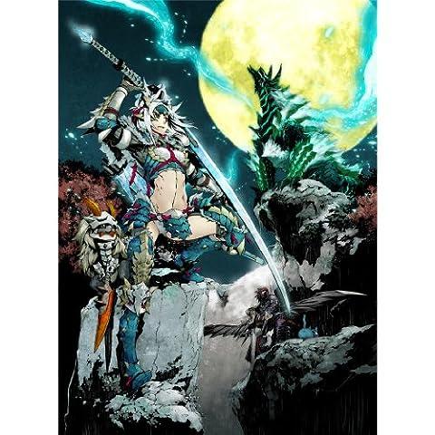 Monster Hunter Poster On Silk <60cm x 82cm, 24inch x