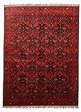 Nain Trading Khal Mohammadi 225x171 Orientteppich Teppich Dunkelbraun/Lila Handgeknüpft Afghanistan