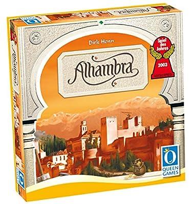 Alhambra Jeu de société
