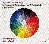 Bach: Sei Suonate à Cembalo cerato è Violino Solo - Sonaten für Violine & Cembalo BWV 1014-1019