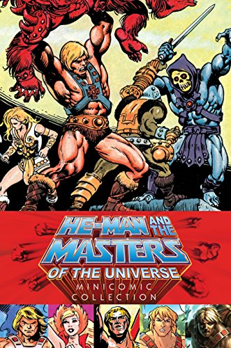 He-Man and the Masters of the Universe Minicomic Collection Mini Mens Tie