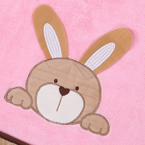 domybest Baby Infant Wrap Wickeldecke für Neugeborene Cartoon Tier Tuch Handtücher Weich Betten