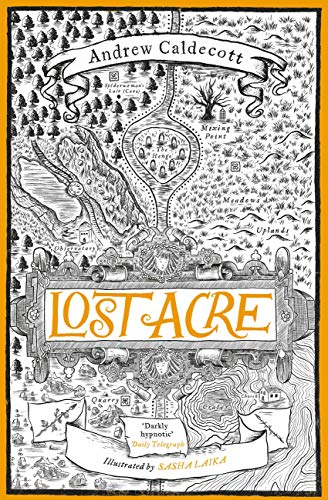 Lost Acre: Rotherweird Book III (English Edition)