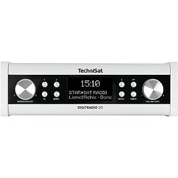Siemens Rg 494q5 Kuchenradio Weiss Amazon De Elektronik