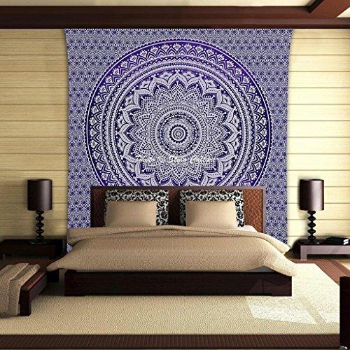 stylo-cultura-ombre-muro-appendente-cotone-viola-bianco-regina-stampato-floral-mandala-tappezzeria-l