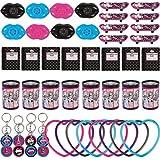 Amscan - Pack de juguetes para regalos de cumpleaños Monster High (393747)