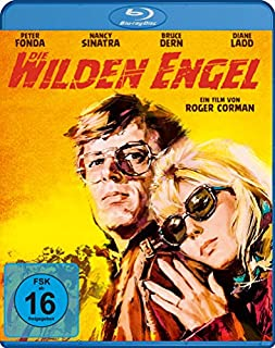 Die wilden Engel [Blu-ray]