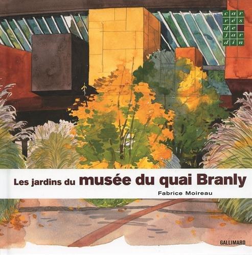 Les jardins du muse du quai Branly