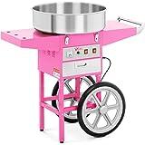 Royal Catering Machine à Barbe à Papa Professionnelle RCZC-1200-W (Puissance: 1200watts, Diamètre de la cuve: 52 cm, marke