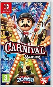 2K Games Carnival Games (Nintendo Switch)