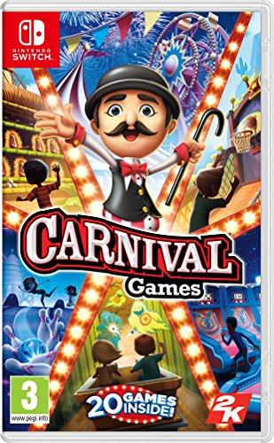 Carnival Games - Nintendo Switch [Importación inglesa]