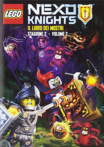 Lego Nexo Knights Stagione 2 Volume 2 (DVD)