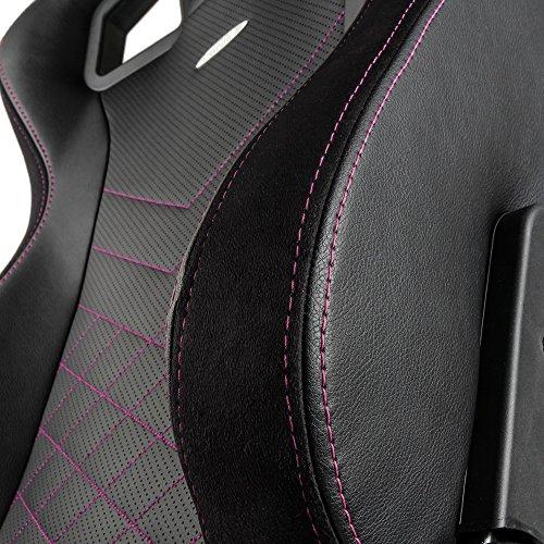 noblechairs EPIC Zocker Stuhl – schwarz/pink - 6