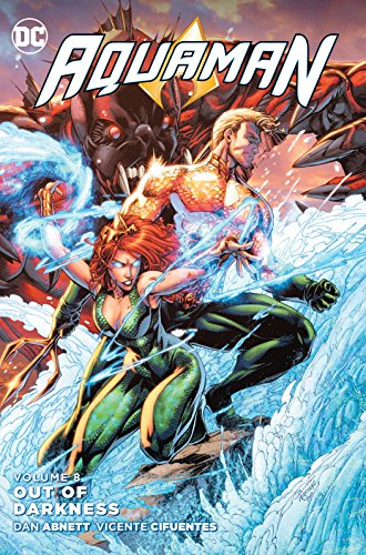 Aquaman Vol. 8 Out of Darkness Cover Image