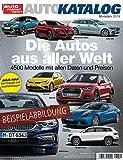 Auto-Katalog 2019