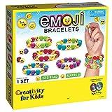 Creativity For Kids Emoji Bracelets Kit
