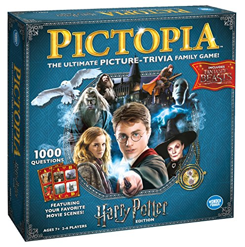 Ravensburger 22491 Pictopia Harry Potter Edition -