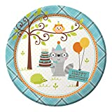 Creative Converting 8 Count Paper Dinner Plates, Happi - Best Reviews Guide