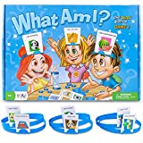 Lvein Joyxeon Hedbanz The Family or Party Game, Guessing HedBanz Card Gaming Party Bundle for Kids Friends and Families-Who Are I? was ist los?