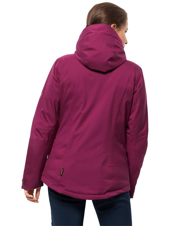 61ROhxG6X8L - Jack Wolfskin Women's Troposphere Winterwanderjacke Wasserdicht Winddicht Atmungsaktiv Weather Protection Jacket