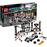 LEGO Speed Champions 75911 - Pit Stop Mclaren Mercedes