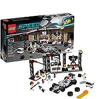 LEGO Speed Champions 75911: McLaren Mercedes Pit Stop