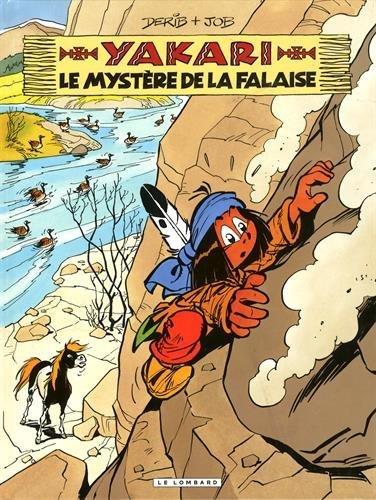 Yakari - tome 25 - Mystère de la falaise (Le)