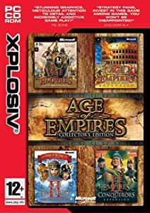 Age of Empires: Collectors Edition (PC CD): Age of Empires