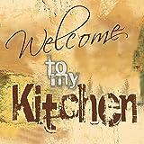 Artland Design Spritzschutz Küche I Alu Küchenrückwand Herd BxH: 60x60 cm sehr schnelle und einfache Montage Willkommen in meiner Küche