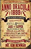 Front cover for the book Anno Dracula 1899 and Other Stories by Kim Newman