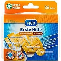 Figo Erste-Hilfe-Box/Reiseset, 2er Pack (2 x 36 Stück) preisvergleich bei billige-tabletten.eu