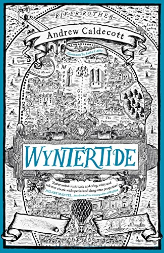 Wyntertide Book Cover