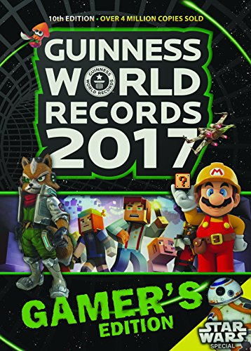 Guinness World Records Gamer's Edition 2017 Ebook (English Edition)