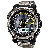 Casio PRO TREK Men's Watch PRW-5000T-7ER