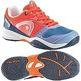 Head - Sprint Junior tennis shoes (coral/grey) - EU 36 - UK 3,5