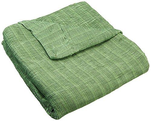 Zebra textil 32625copridivano elasticizzato vega, 4posti, verde