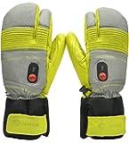 SAVIOR beheizte Handschuhe mit wiederaufladbare Lithium-Ionen-Batterie Beheizt für Männer und Frauen, warme Handschuhe für das Radfahren, Motorrad, Wandern Skitouren, arbeitet bis zu 2,5-6 Stunden