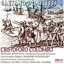 Donizetti: Cristoforo Colombo