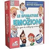 Le sfumature delle emozioni. Un gioco di intelligenza emotiva. Ispirato agli studi di Reuven Feuerstein. Ediz. a colori. Con