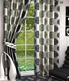Ab home decor Polyester Door Curtains (S...