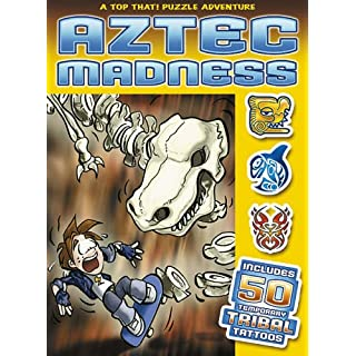 Aztec Madness (Wicked Tattoos S.)