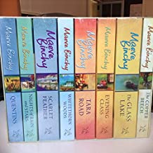 - Maeve Binchy Collection - 8 Volume Box set: The Glass Lake; Whitethorn Woods; The Copper Beech; Scarlet Feather; Tara Road; Quentins; Nights of Rain and Stars; Evening Class