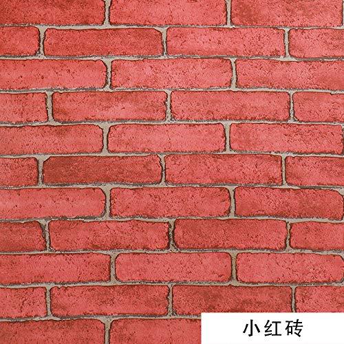 lsaiyy PVC Selbstklebende tapete wasserdicht Schlafzimmer Wohnzimmer Dekoration tapete wandaufkleber möbel renovierung Aufkleber tapete-45 cm X 10 M (Jacken Kanada)