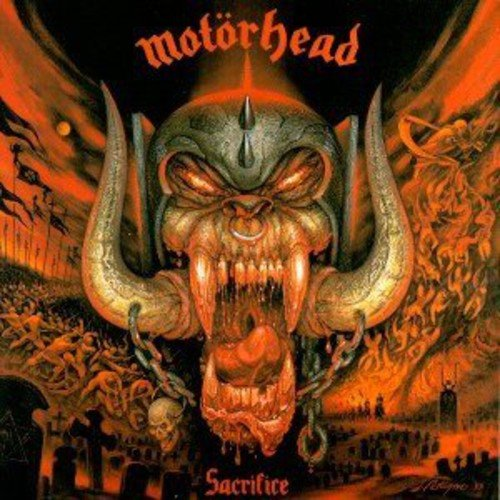 Motörhead: Sacrifice (Audio CD)