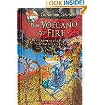 The Volcano of Fire: 5 Geronimo Stilton
