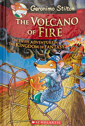 Preisvergleich Produktbild The Volcano of Fire (Geronimo Stilton and the Kingdom of Fantasy)