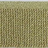 Fransen goldfarben 10cm Kordel (7,50 Eur/m)